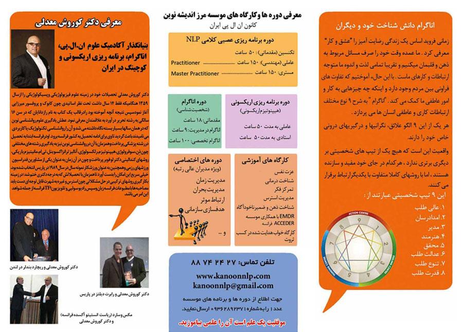 کانون NLP در ایران
